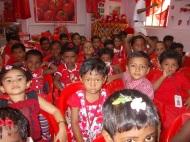 Kindergarten Colours Day