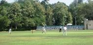 Under 16 Cricket Match
