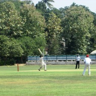 Under 16 Cricket Match