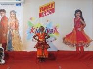 Kiddival Classical Dancer