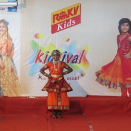 Kiddival Classical Dancer
