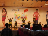 Kiddival Group Dance