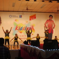 Kiddival Group Dance