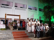 Inauguration of Edna May building