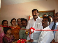 National Government Minister Napoleon opens India Knit Day