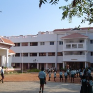 The best school in Tamil Nadu