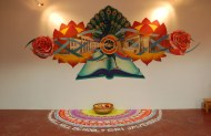 Mill HIll - Jayendra mural