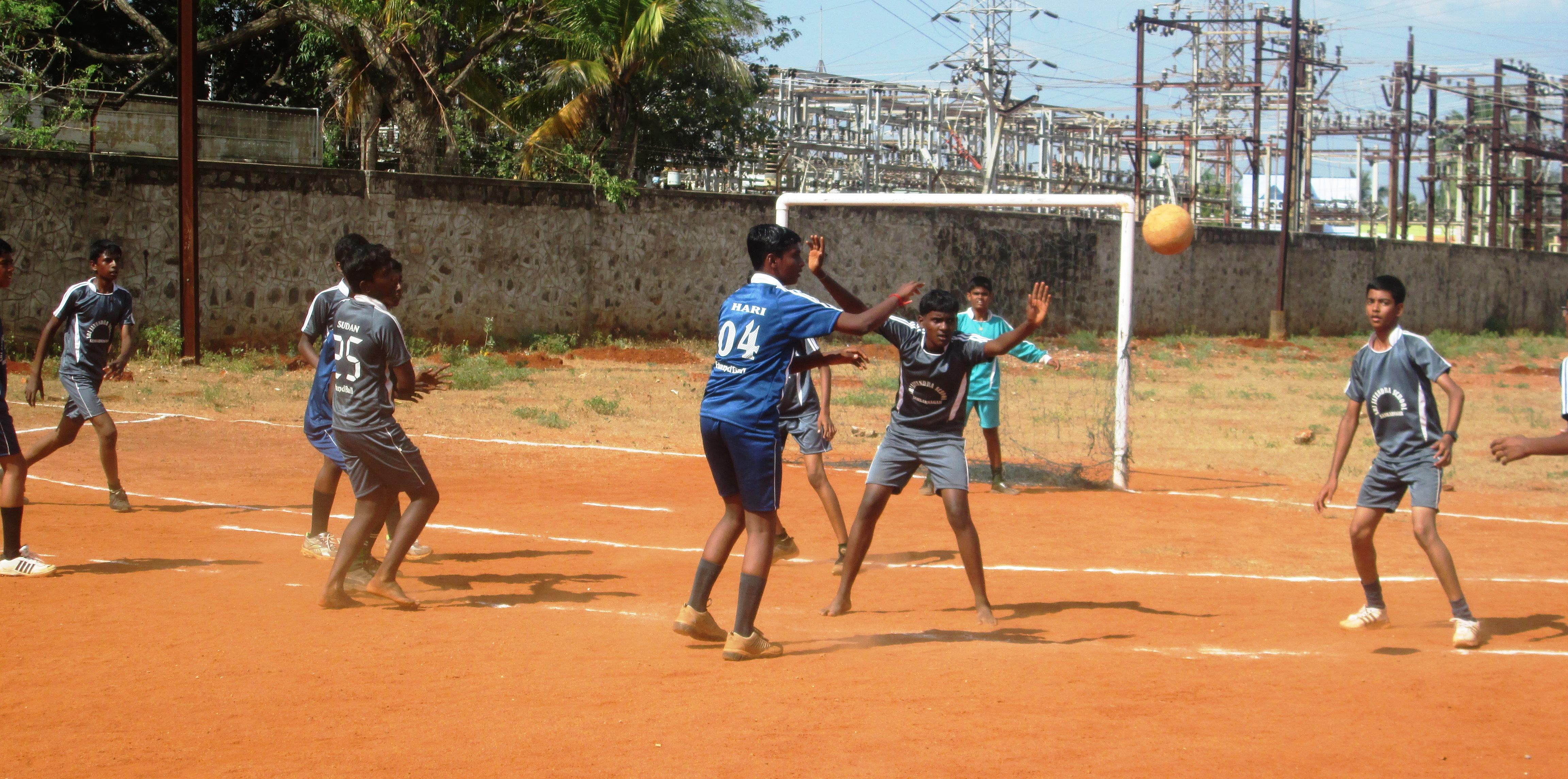 sri jayendra golden jubilee school handball  23