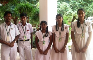 Sri Jayendra Golden Jubilee Quiz Winners (2)