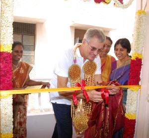 Sri Jayendra Golden Jubilee School Nigel Wray Visit 3