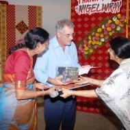 Nigel Wray receives thanks
