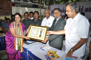 Usha Madam Award1