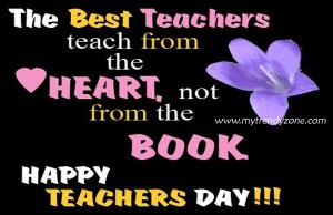 Happy Teachers Day Sri Jayendra Golden Jubilee School