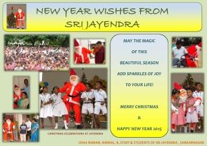 New Year Greeting - Jayendra