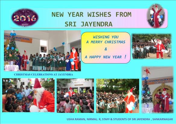 Jayendra - New Year wishes
